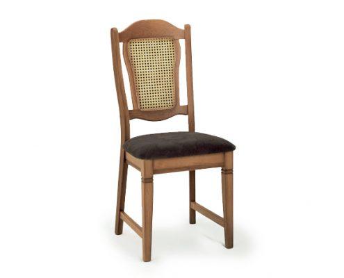 Eiken stoel nr. 33