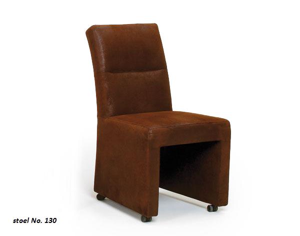 Stoel op wieltjes nr 130 voor sfeer en comfort in uw for Eetkamerfauteuil op wieltjes