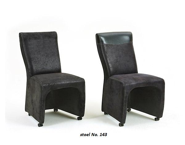 stoel op wieltjes nr 143 voor comfort en sfeer in uw