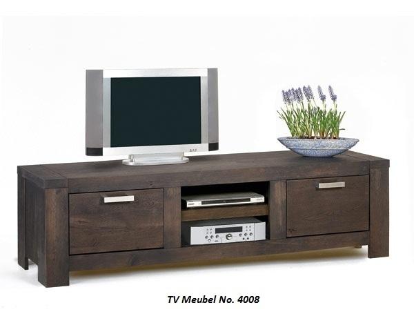 Tv-meubel groot nr. 4008
